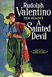 A Sainted Devil Poster