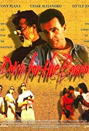 Down for the Barrio Poster