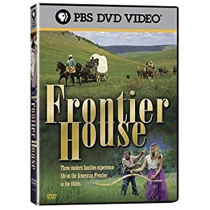 Frontier House Poster