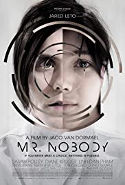 Las vidas posibles de Mr. Nobody Poster