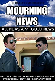 Mourning News Poster