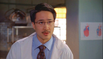 Terry Chen (Dr. Deepra Chang) starring in