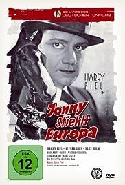Jonny stiehlt Europa Poster