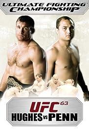 UFC 63: Hughes vs. Penn Poster