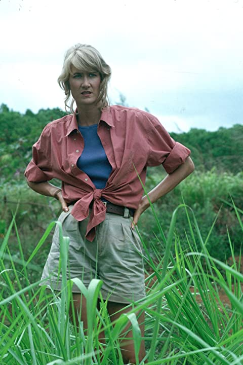 Laura Dern in Jurassic Park (1993)