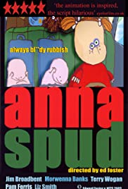 Anna Spud Poster