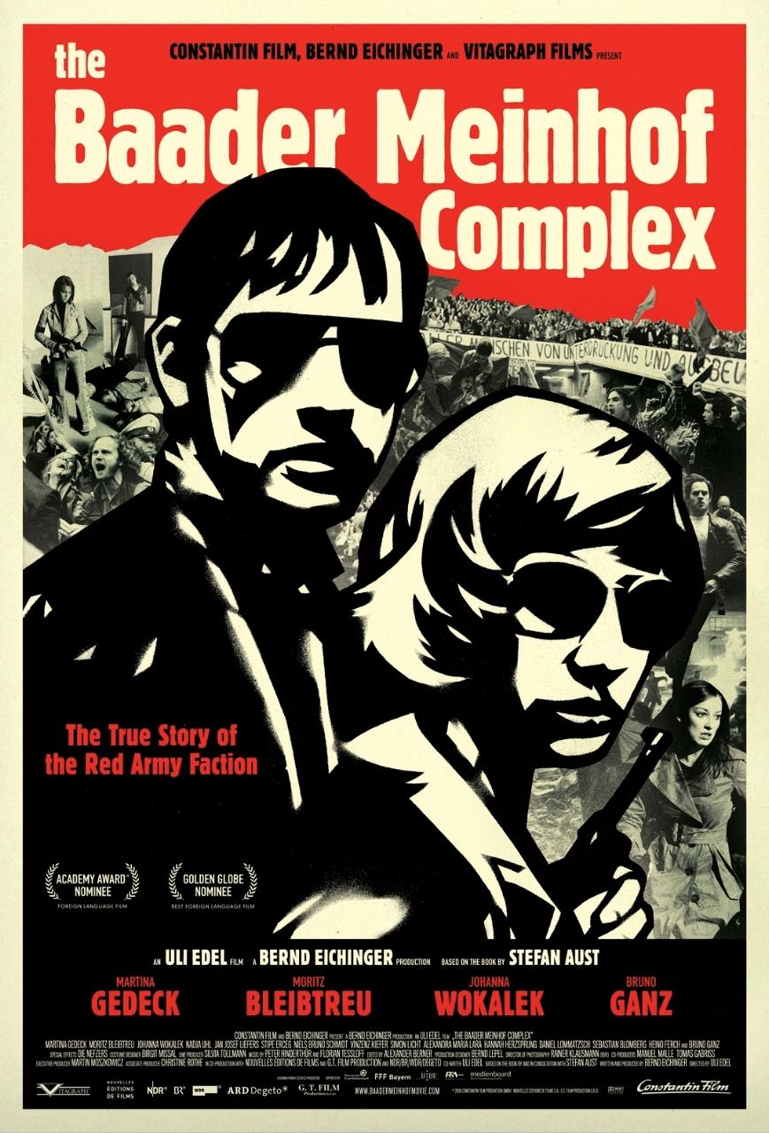image Der Baader Meinhof Komplex Watch Full Movie Free Online