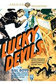 Lucky Devils (1933) Poster - Movie Forum, Cast, Reviews