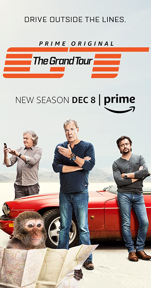 Didysis turas (2 Sezonas) / The Grand Tour (Season 2) (2017-2018) online
