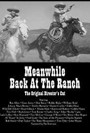 Meanwhile, Back at the Ranch Poster