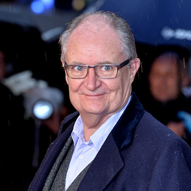 Jim Broadbent at an event for Paddington (2014)