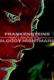 Frankenstein's Bloody Nightmare Poster