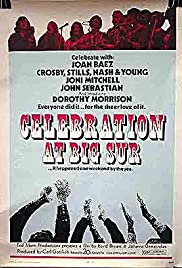 Celebration at Big Sur Poster