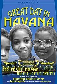 Great Day in Havana Poster