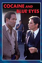 Cocaine and Blue Eyes Poster