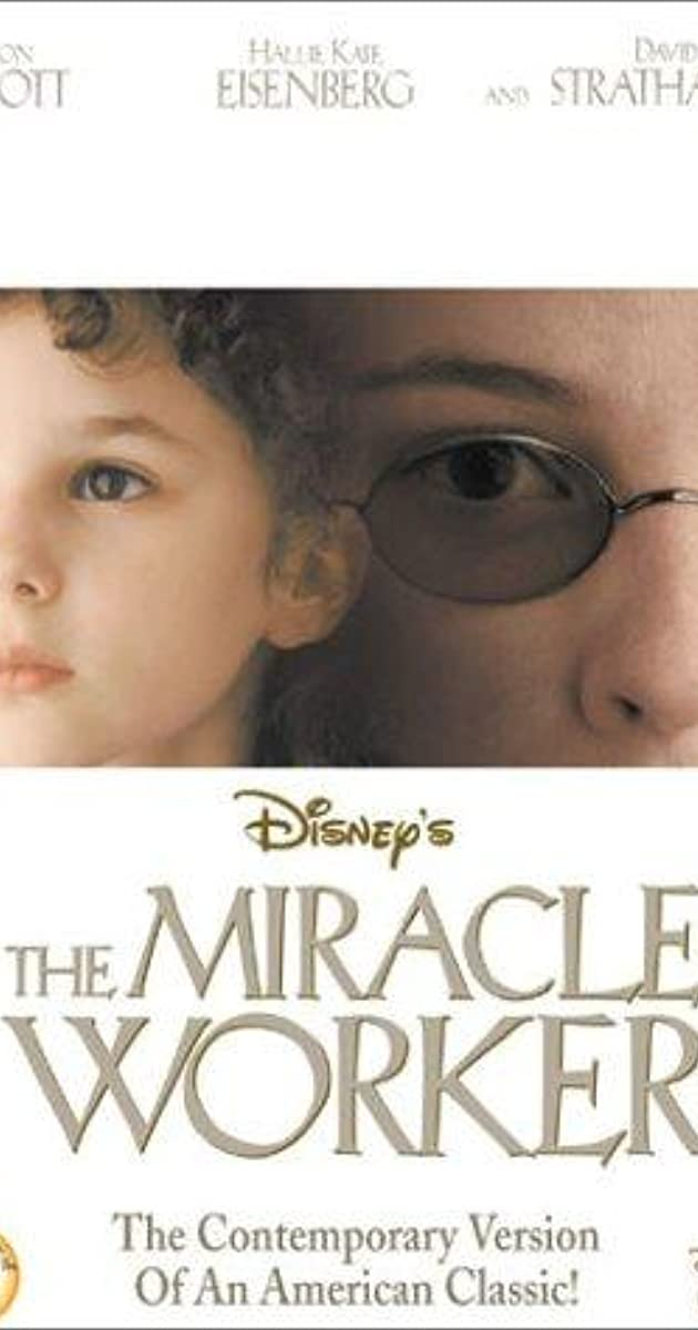 quotthe wonderful world of disneyquot the miracle worker tv
