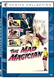 The Mad Magician (1954)