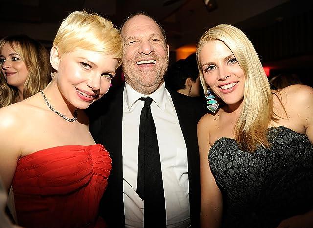 Busy Philipps, Harvey Weinstein, and Michelle Williams