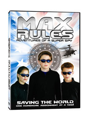Max Rules: Adventures of a Super Spy (2004)