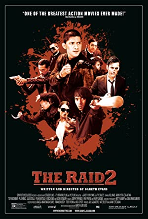 ver The Raid 2: Berandal