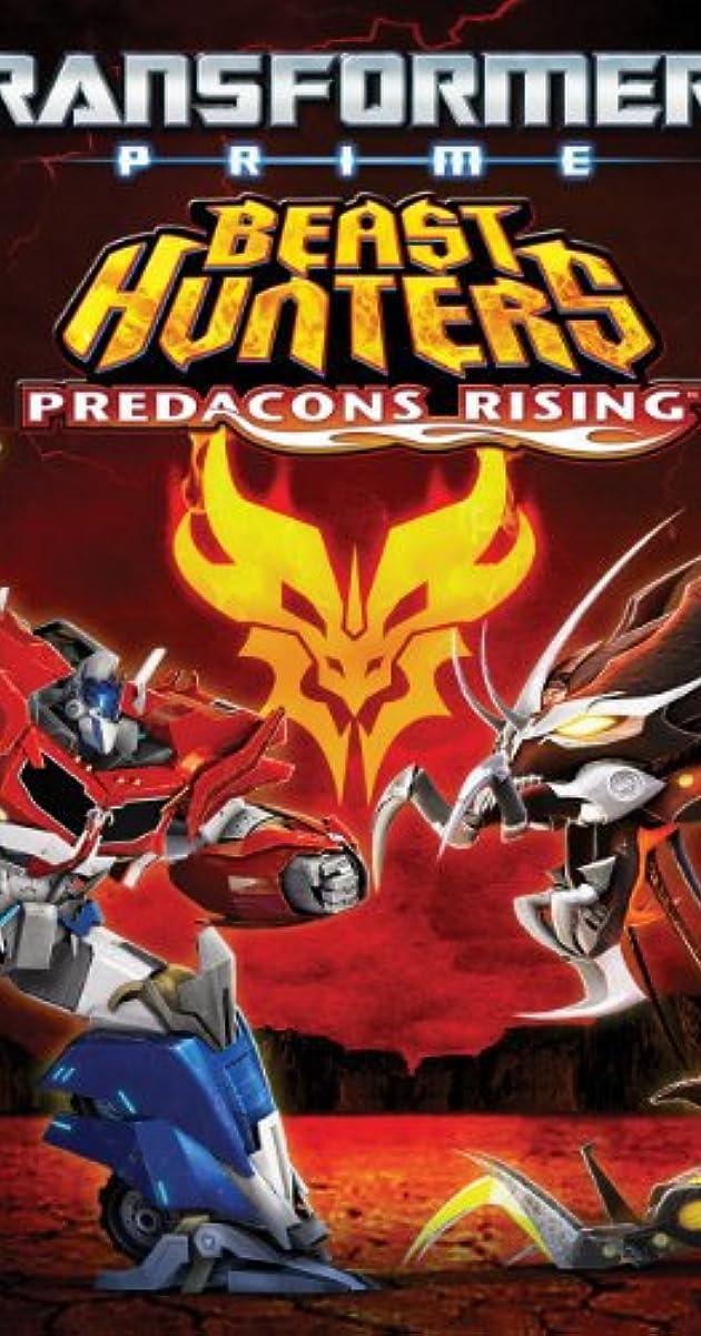 Transformers Prime Predacons Rising Stream German