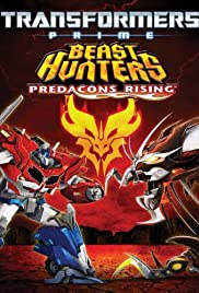 Transformers Prime Beast Hunters: Predacons Rising (English)