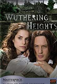 wuthering heights tv mini series imdb wuthering heights poster