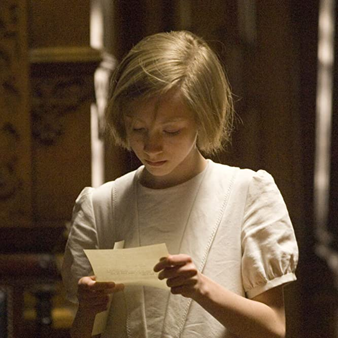 Saoirse Ronan in Atonement (2007)