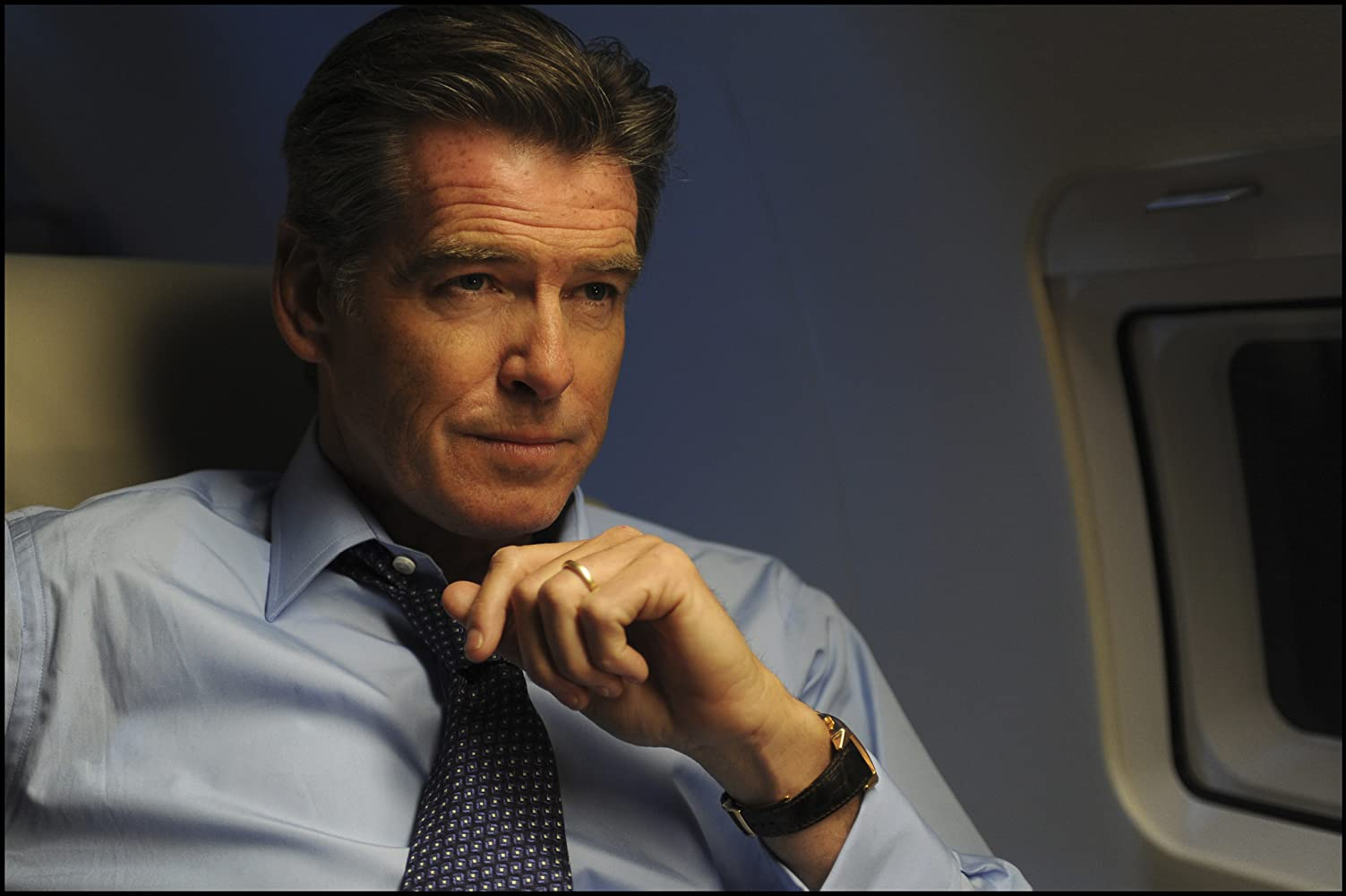 Pierce Brosnan in The Ghost Writer (2010)