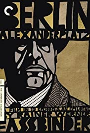 Berlin Alexanderplatz Poster - TV Show Forum, Cast, Reviews