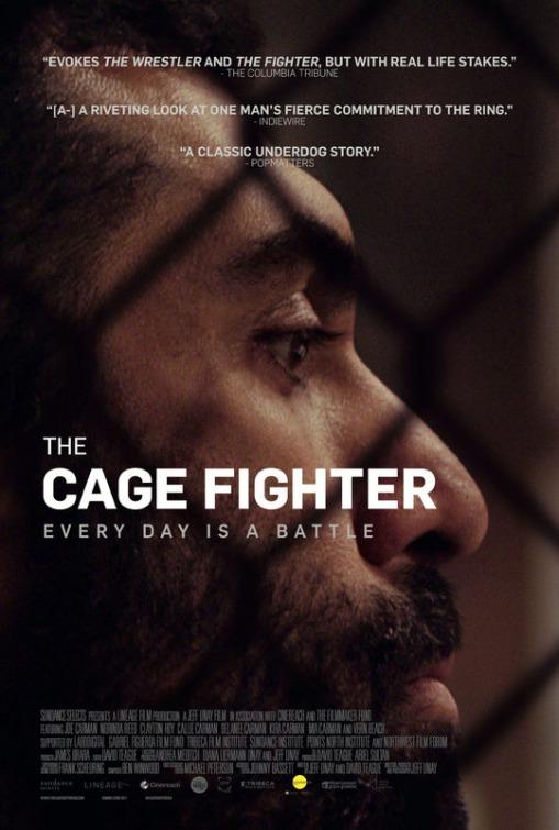مشاهدة فيلم The Cage Fighter 2017 مترجم