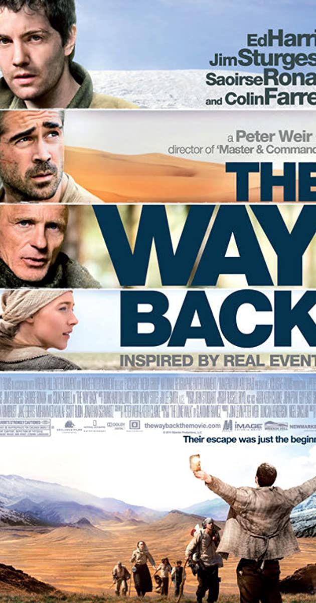 The Way Back 2010 BRRip