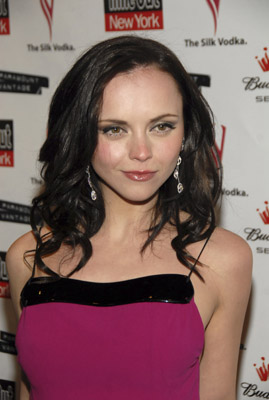 Christina Ricci at an event for Black Snake Moan (2006)