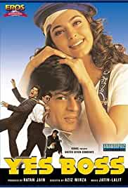 Yes Boss (1997) Hindi Movie DVDRip 480P 400MB mkv