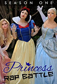Poster Princess Rap Battle