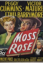 Moss Rose (1947) Poster - Movie Forum, Cast, Reviews
