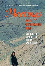 Meetings with Remarkable Men (1979) Poster - Movie Forum, Cast, Reviews