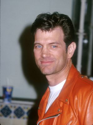 Chris Isaak at an event for Fight Club (1999)