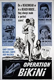 Operation Bikini (1963) Poster - Movie Forum, Cast, Reviews