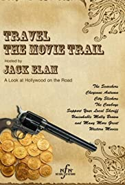 Travel the Movie Trail Poster