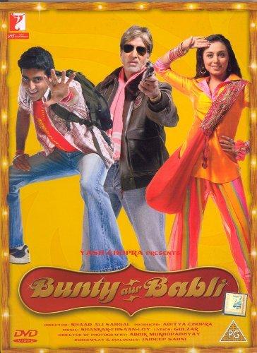 Bunty Aur Babli 2005 Hindi 720p BluRay 300MB Movies