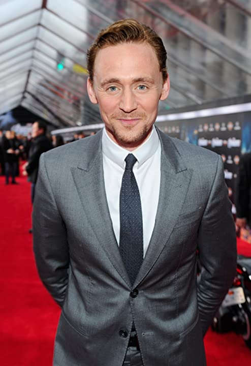 Tom Hiddleston at The Avengers (2012)