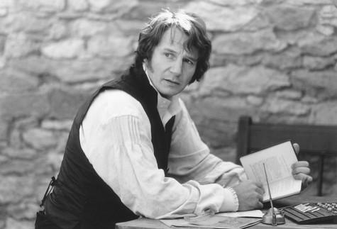Liam Neeson in Les Misérables (1998)