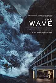 The Wave (Bølgen) film poster