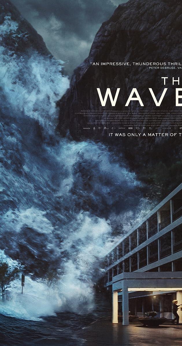 Didžioji banga / The Wave (2015)