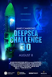 Deepsea Challenge 3D (2014) Poster - Movie Forum, Cast, Reviews