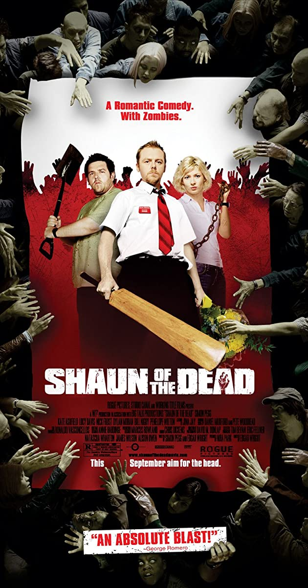 Zombių karalius / Shaun of the Dead (2004) Online