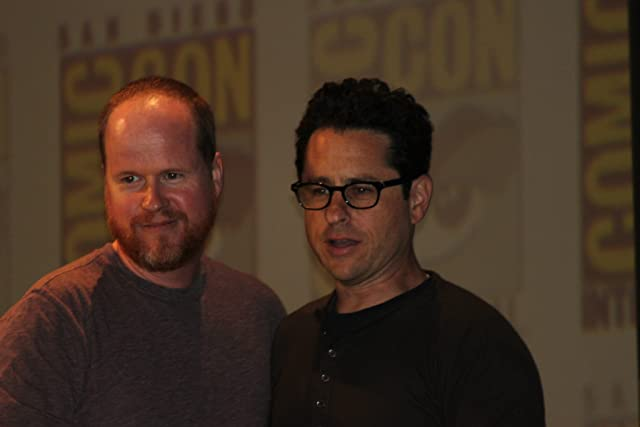 J.J. Abrams and Joss Whedon