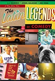 The Latin Legends of Comedy Poster