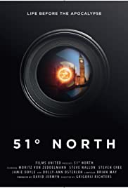 51 Degrees North (2015) Poster - Movie Forum, Cast, Reviews
